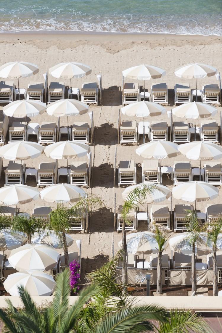 Carlton Cannes - Plage
