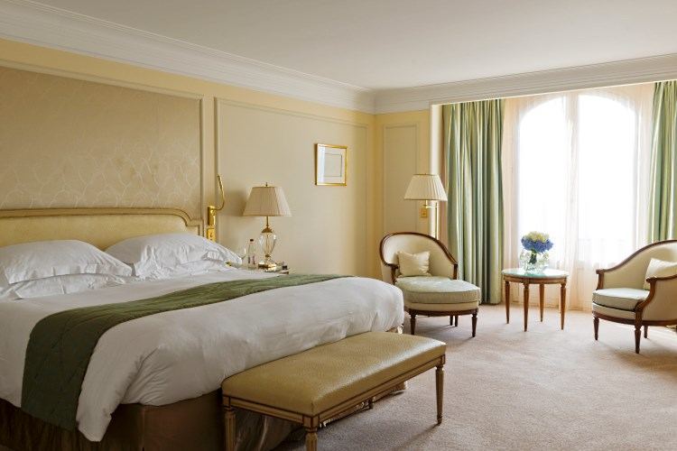 Carlton Cannes - Suite Sharon Stone - Chambre