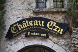Restaurant du Château Eza