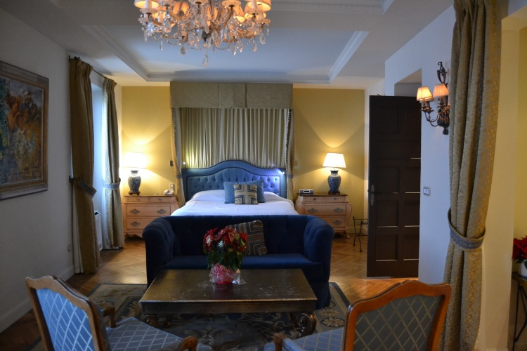 Chateau Eza Eze Suite Royale