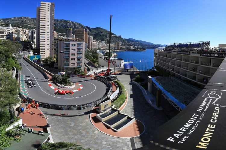 Fairmont Hairpin Formula 1 Monte Carlo