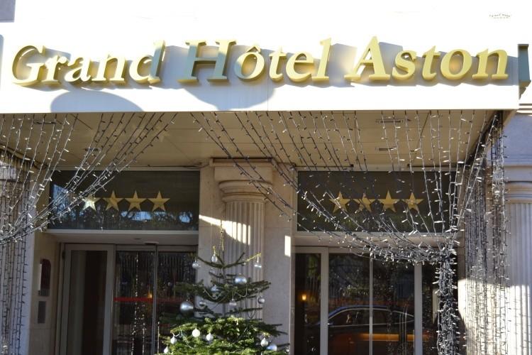 Clarion Grand Hôtel Aston Nice