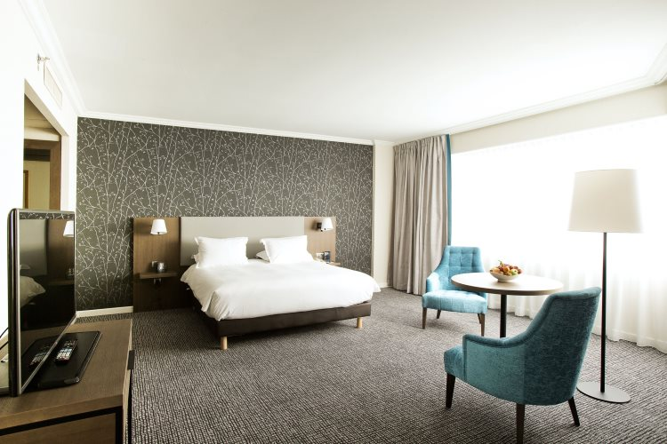 Hilton Paris Charles de Gaulle Airport - Chambre Executive