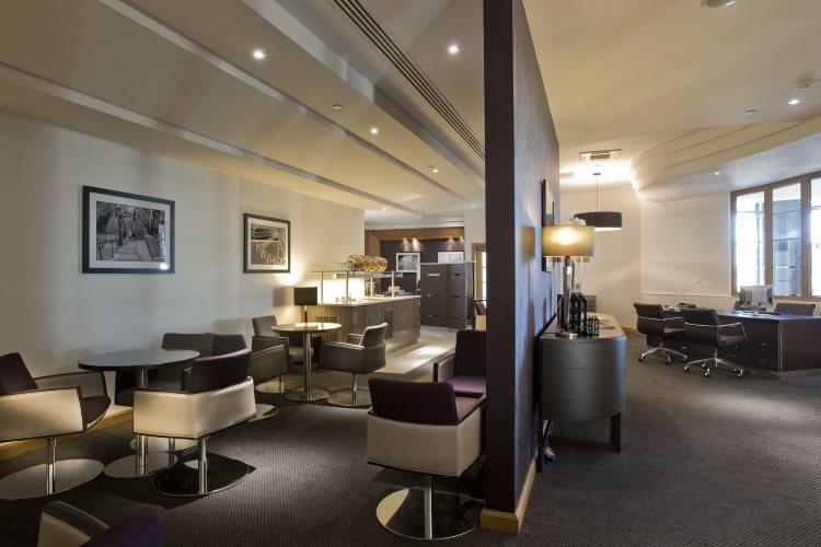 Hilton Paris Charles de Gaulle Airport - Executive Lounge