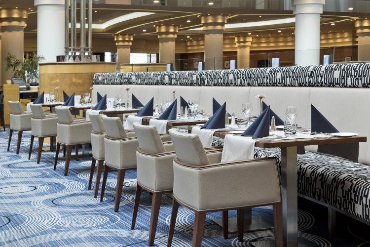 Hilton Paris Charles de Gaulle Airport - Restaurant