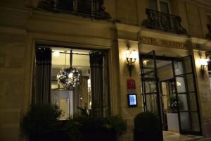 Hôtel Brighton Paris