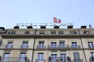 Hotel De La Paix Genève
