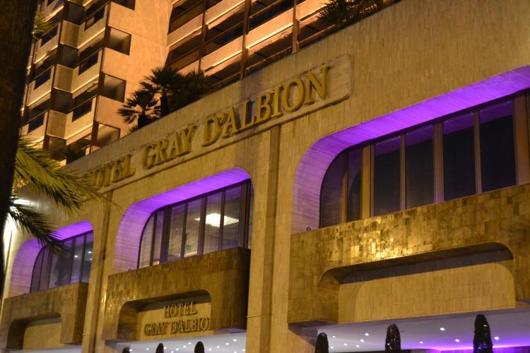 Gray d'Albion Cannes - Hôtel