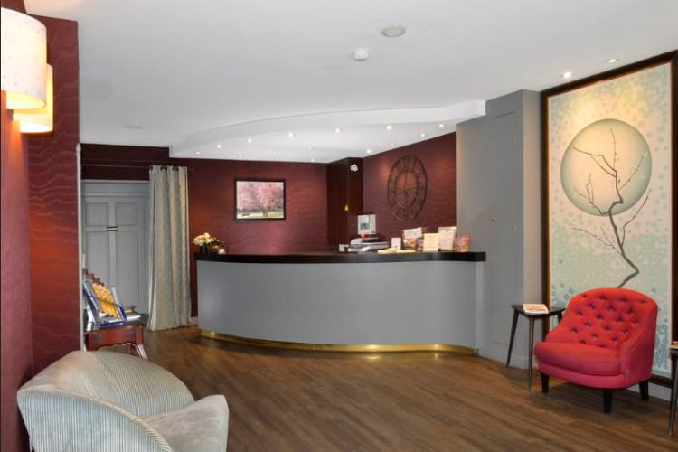Hotel Louvre Montana - Lobby