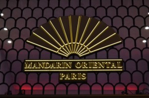 Le Mandarin Oriental Paris