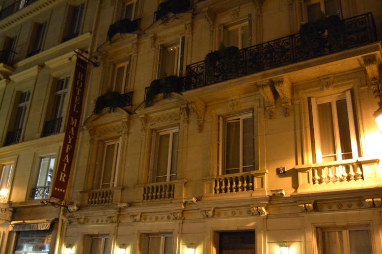 Hôtel Mayfair Paris - Hôtel