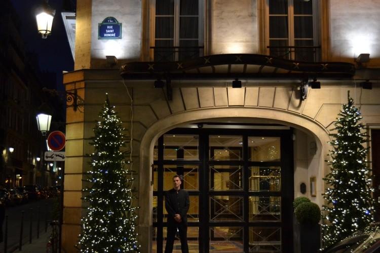 Royal Hotel Saint-Honoré Paris