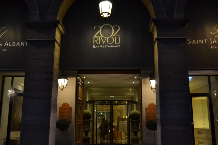 Saint James Albany Hotel Spa Paris