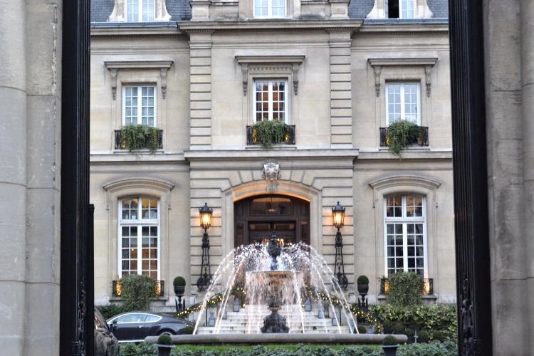 Hôtel Saint James Paris - Hôtel