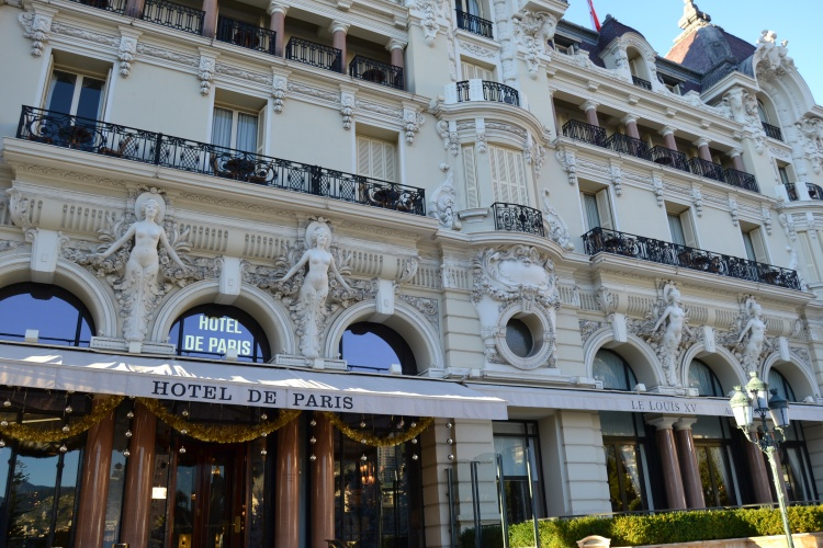 Hu00f4tel de Paris Monte-Carlo - Luxury Hotel in Monaco