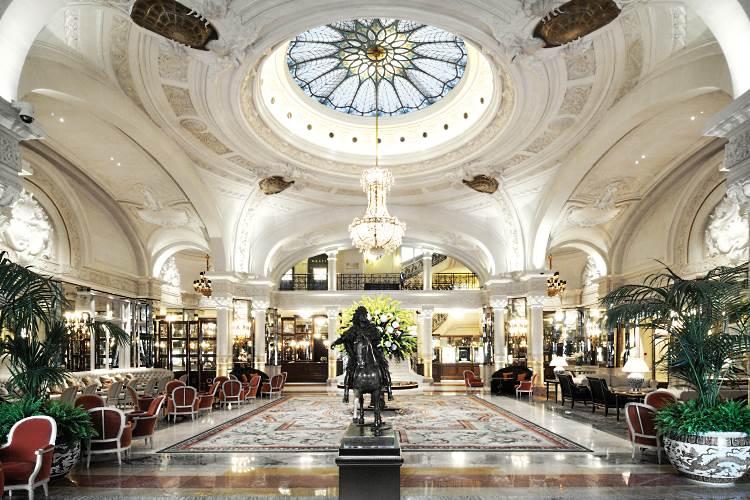 Hotel de Paris Monte-Carlo - Lobby