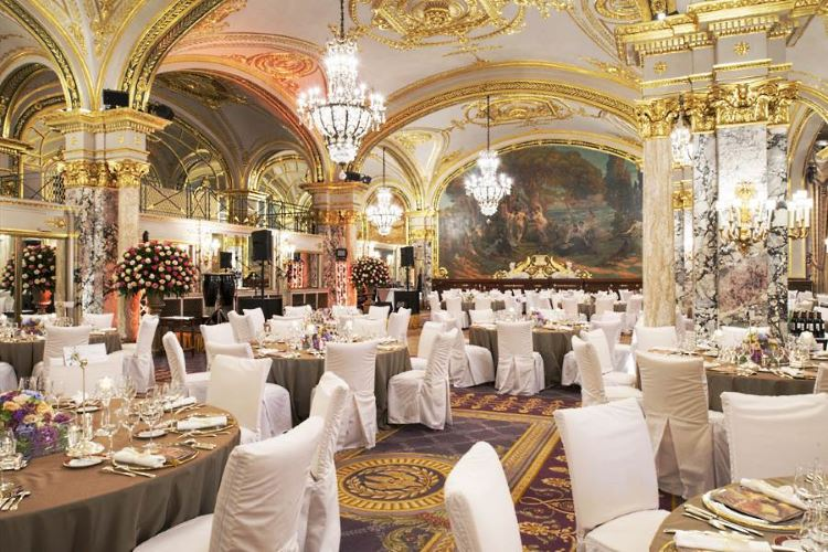 Hôtel de Paris Monte-Carlo - Salle Empire