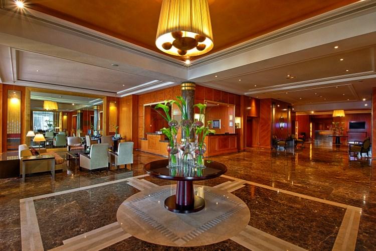 Hyatt Regency Palais de la Mediterranee Nice - Lobby