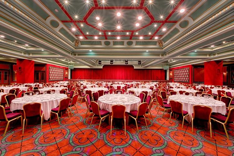 Hyatt Regency Palais de la Mediterranee Nice - Venetian room