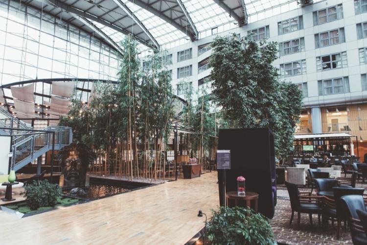Hyatt Regency Paris Charles de Gaulle - Atrium