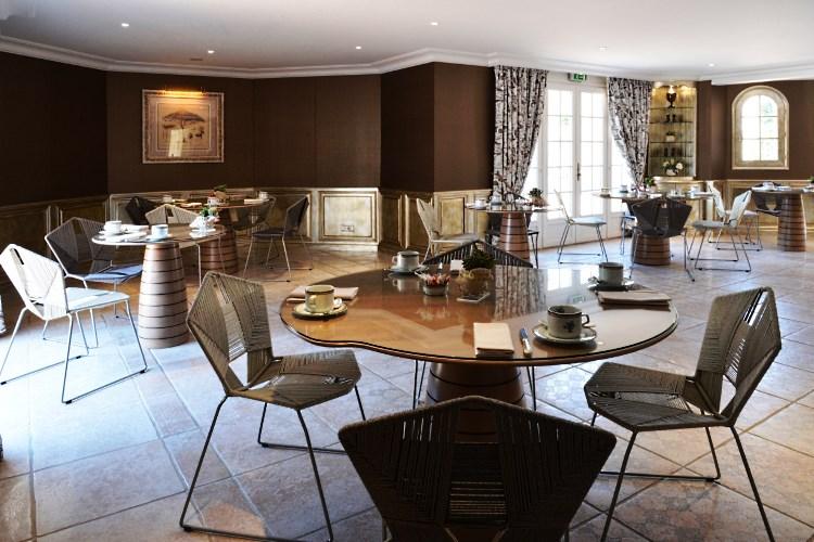 Imperial Garoupe - Breakfast room