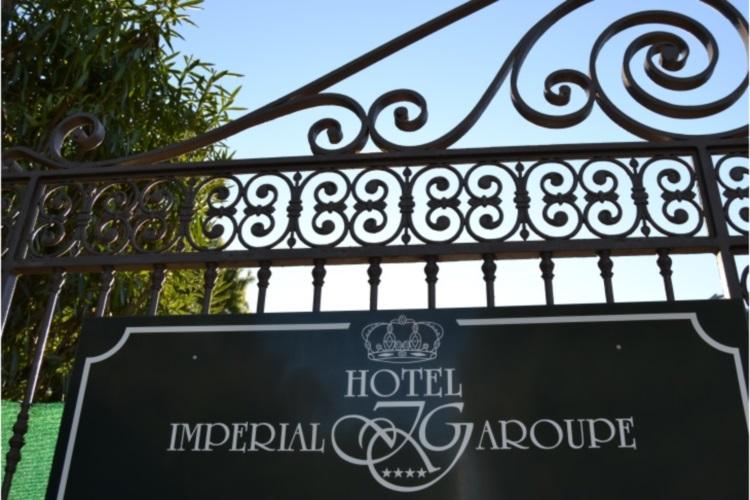 Hotel Imperial Garoupe Antibes