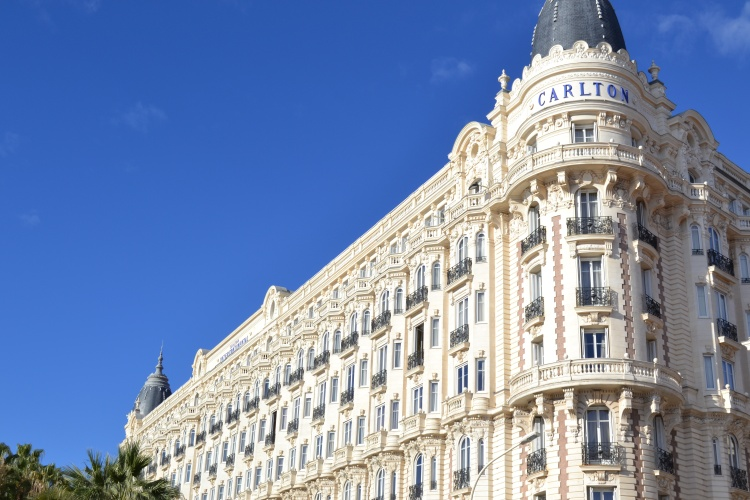 InterContinental Carlton Cannes - Hôtel