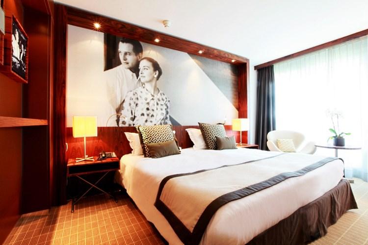 JW Marriott Cannes - Chambre avec vue ville