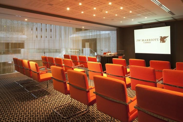 JW Marriott Cannes - Salle de réunion