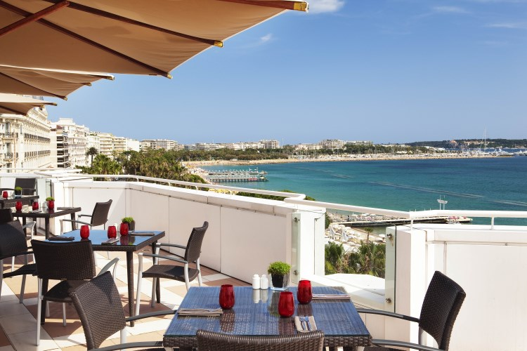 JW Marriott Cannes - Panorama