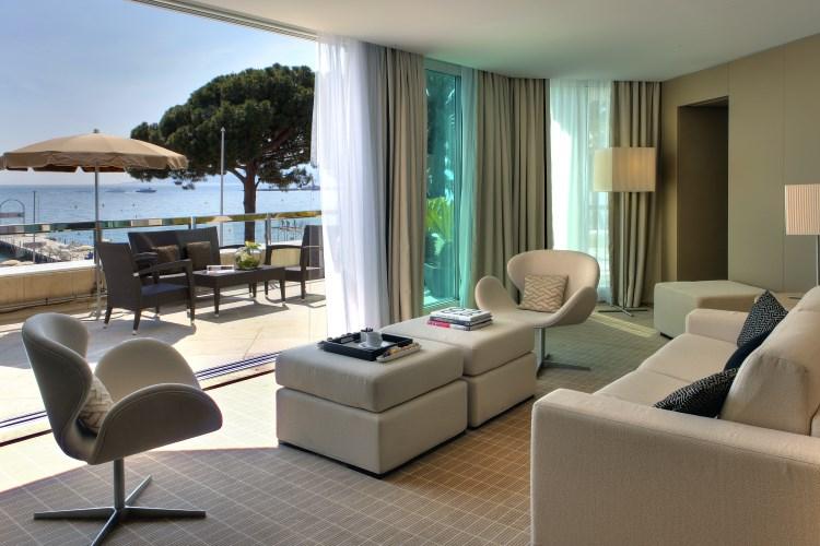 JW Marriott Cannes - Suite avec terrasse