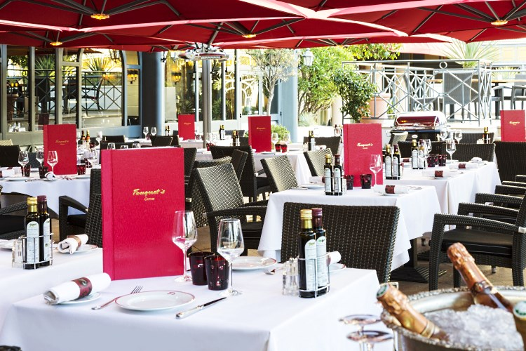 Le Fouquet's in Cannes