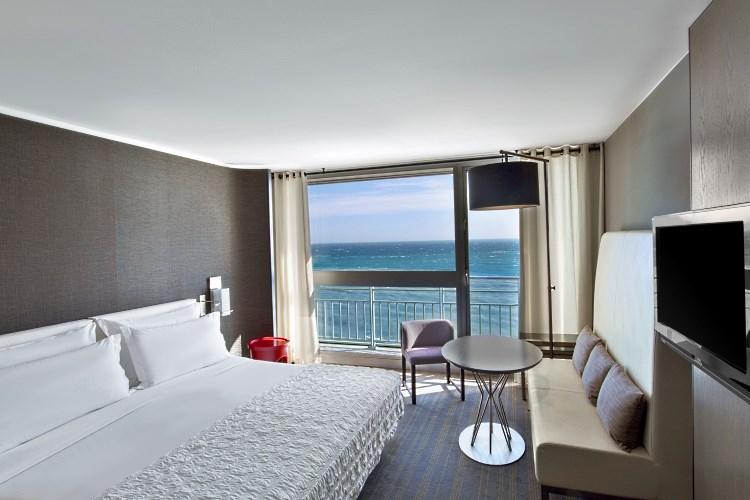 Le Meridien Nice - Deluxe Room Sea view