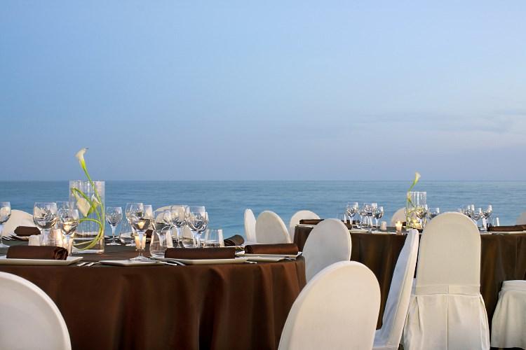 Le Meridien Nice - Event on the beach