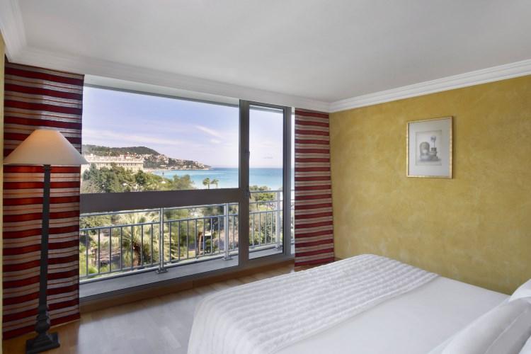 Le Meridien Nice - Mediterranean Suite - Bedroom