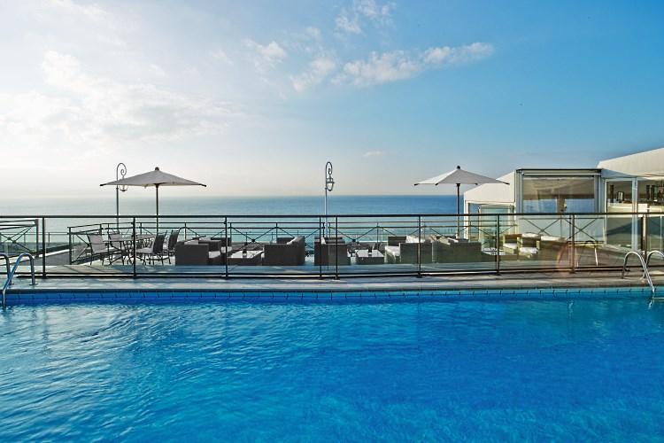 Le m ridien nice h tel de luxe nice france - Hotel nice piscine sur le toit ...