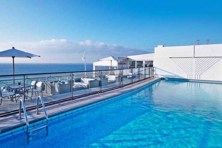 Le Méridien Nice - La piscine