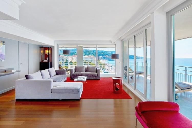 Le Meridien Nice - Presidential Suite - living room