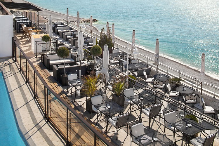 Le Meridien Nice - Rooftop Restaurant and Lounge