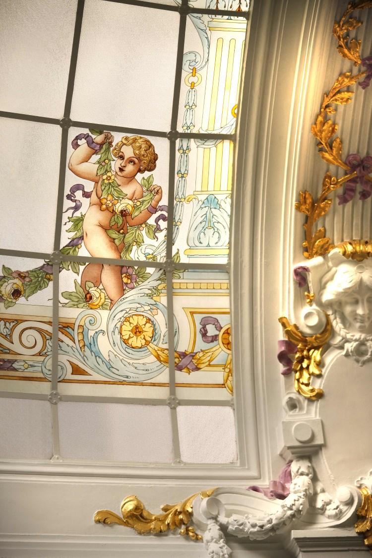 Le Negresco Nice - Œuvre d'art