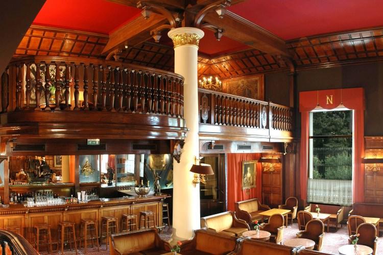 Le Negresco Nice - Bar Le Relais