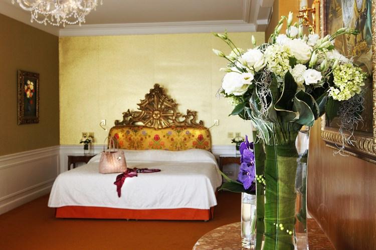 Le Negresco Nice - Chambre de la Suite Royale