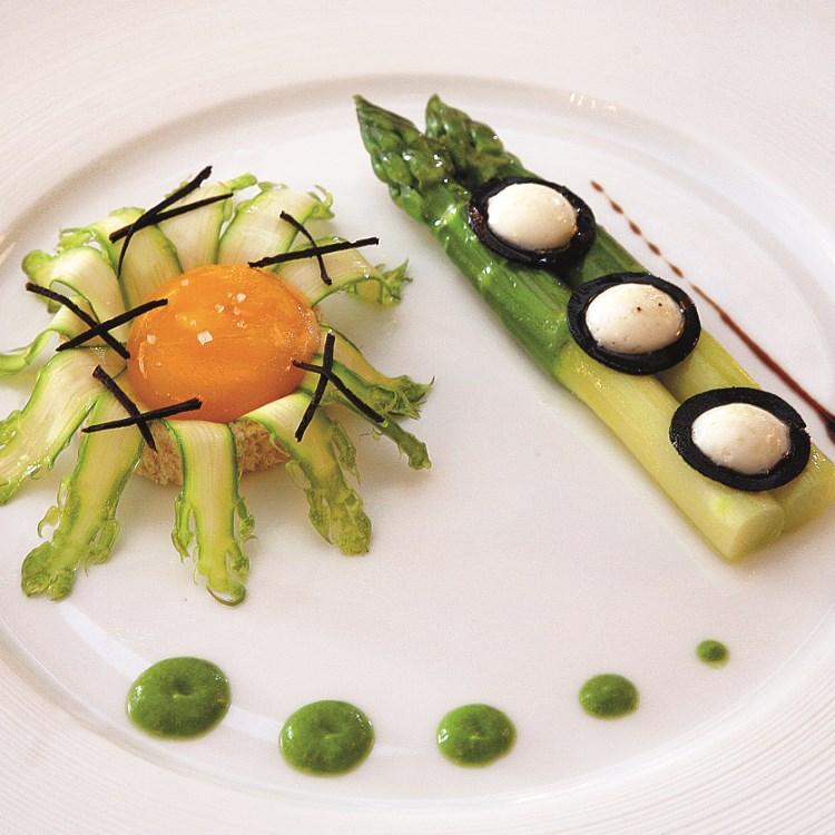 Le Negresco Nice - Restaurant Le Chantecler