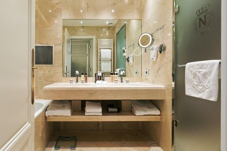 Le Negresco Nice - Salle de bains
