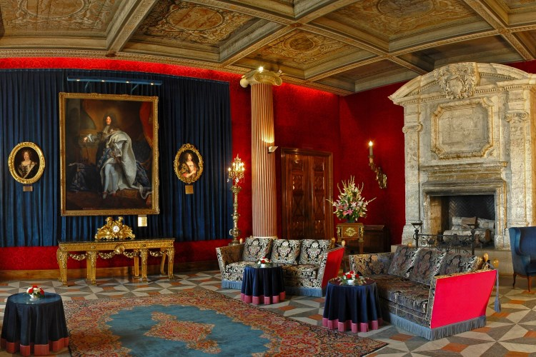 Le Negresco Nice - Le Salon Versailles