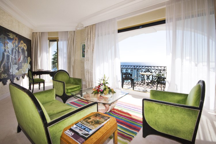 Le Negresco Nice - Luxury suite