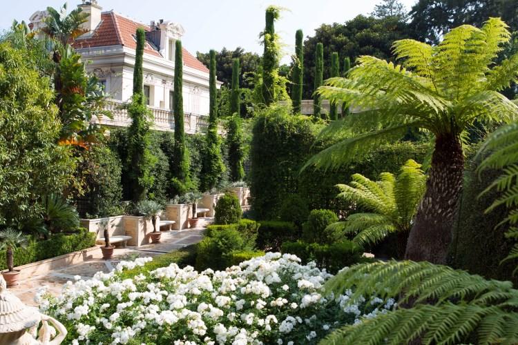 Metropole Monte-Carlo gardens