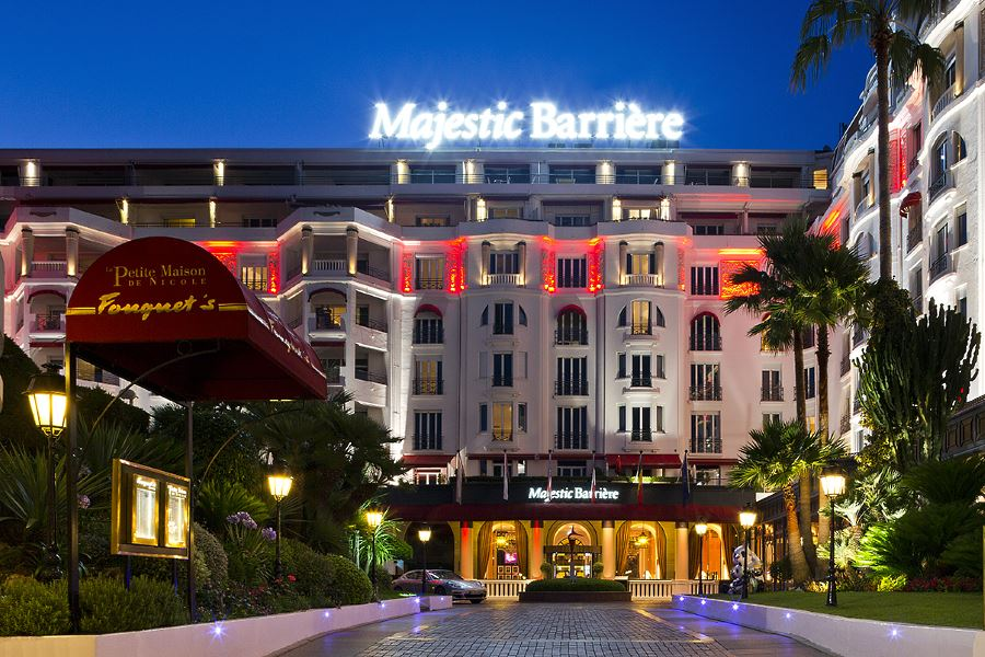 Luxury Hotel Majestic Barriere Cannes
