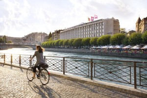 Le Mandarin Oriental Genève