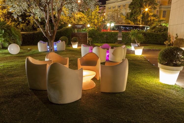 Marriott AC Hotel Nice - Le jardin